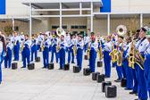 2016-10-27 AHS Band - Senior Night