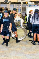2018-08-24 Apopka High School Band