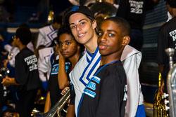 2018-09-28 Apopka High School Marching Band - 8th Grade night