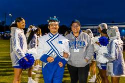 2018-11-02 Apopka High School Marching Band - Senior Night