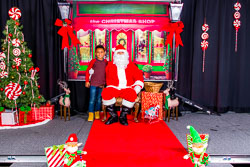 2018-12-19 NDCC - Pictures with Santa