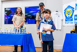 2019-03-02 Pack 251 - Blue and Gold