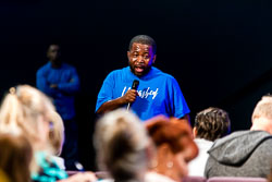 2019-05-04 Unleashed Conference - Gideon Danso