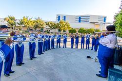 2019-09-28 Apopka High School Marching Band